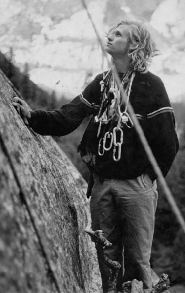 Randy Hamm in 1971