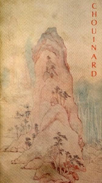 Chouinard catalog, 1972