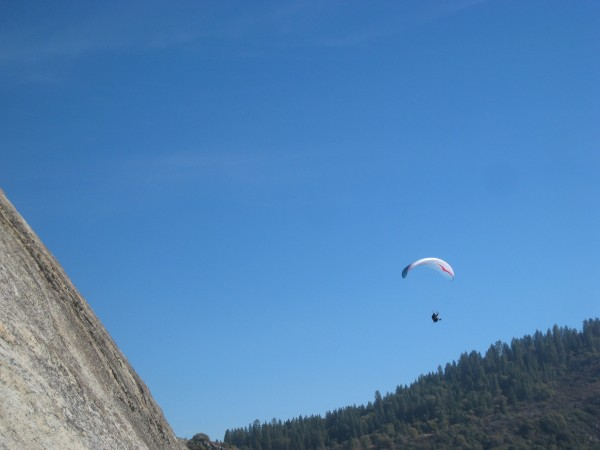 sweet paraglider shot. So awesome to see this guy rock the wind!!