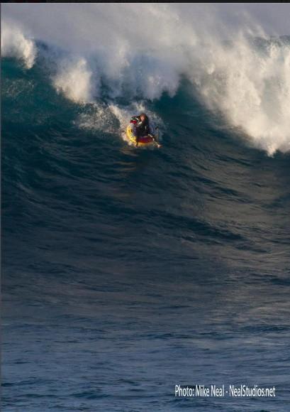 DK Walsh at Jaws <br/>