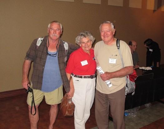 Guido, Natalie Sherrick, Mike Sherrick.