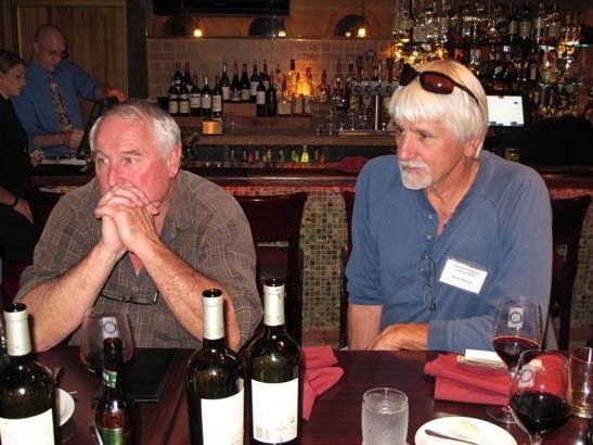 Guido & Russ McLean.