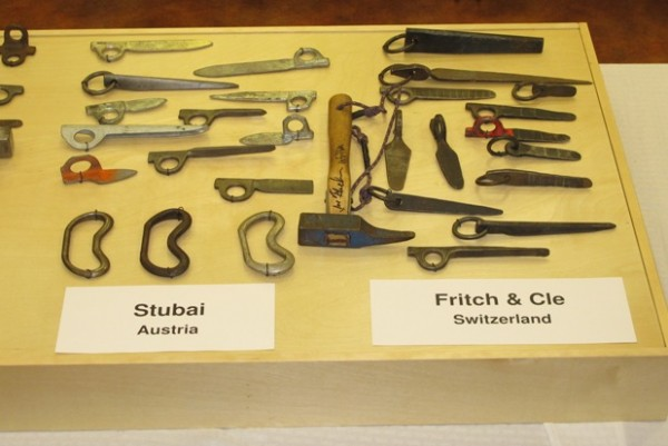 Stubai (Austria) and Fritch & Cle (Switzerland)