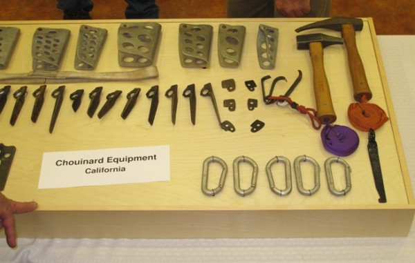 Chouinard Equipment (California)