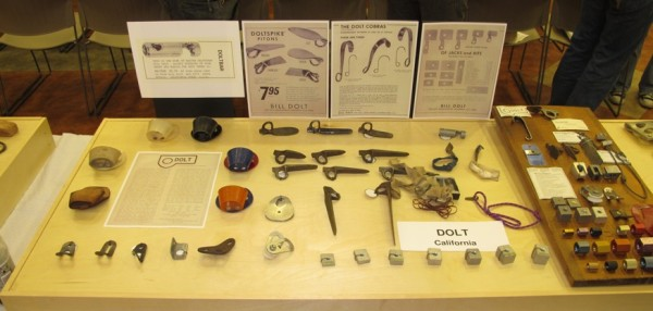 Dolt Hardware display.