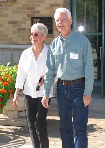 Liz Robbins & Tom Frost