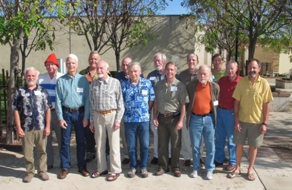 2012 Oakdale Climbers' Festival Presenters.