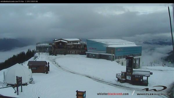 Whistler web cam
