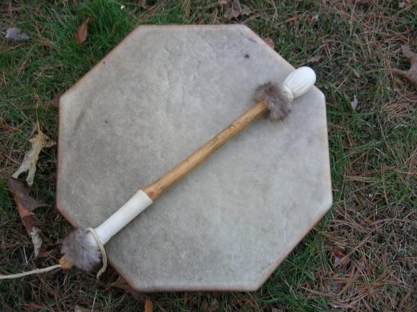 Shaman drum.