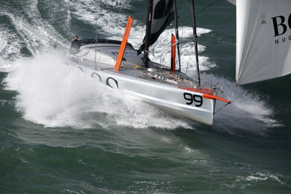 Hugo Boss smokin it!                Sealaunay photo