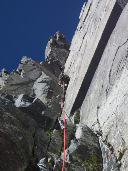 Bryan leading Pitch 2