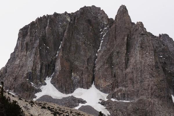 Temple Crag 12,982 ft (3,957 m) - Astro Squatch South, Grade V...