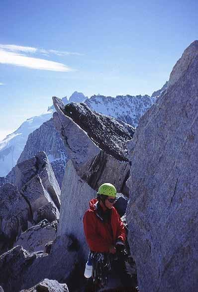 Serra V summit