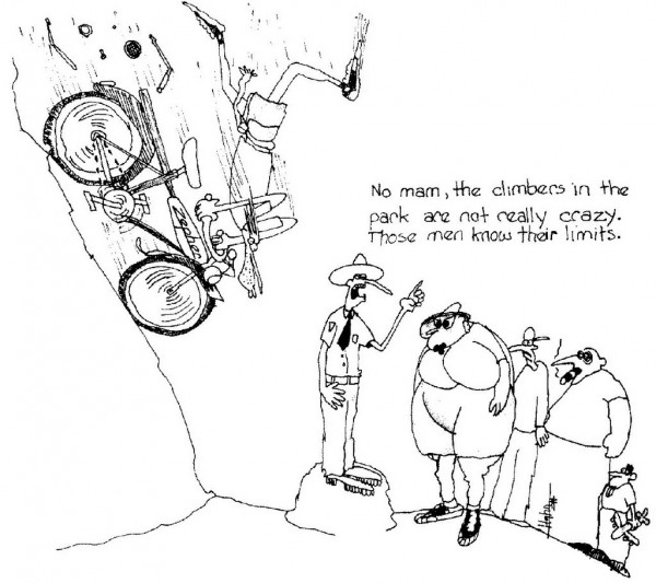 Cartoon by Sheridan Anderson, I believe.