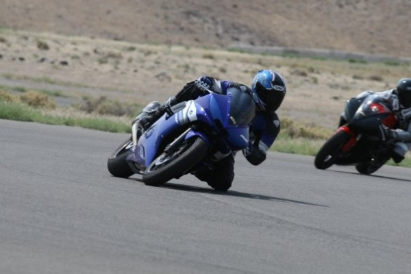 Trackday at Reno-Fernley Raceway