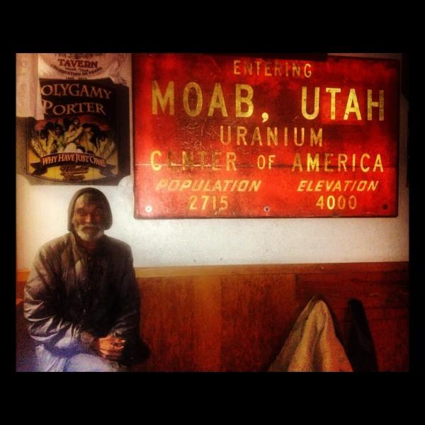 Moab John