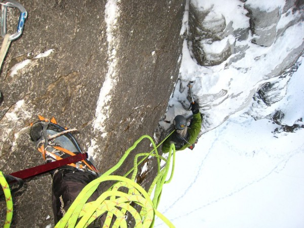 Suffer Machine, Stanley Headwall