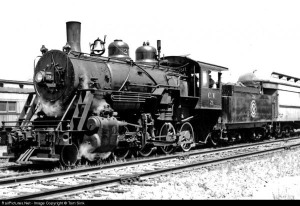 Chattahoochee Valley Railroad 1961
