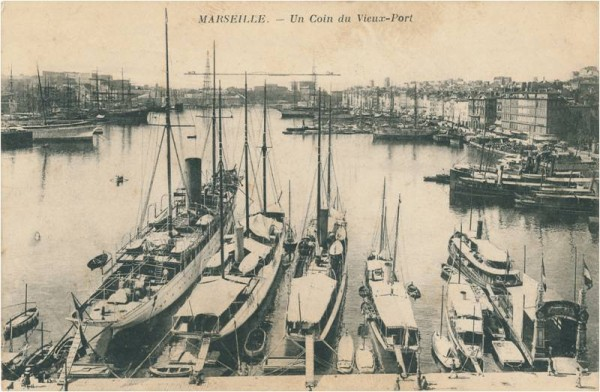 Vieux Port - Roy Tore Fallaas