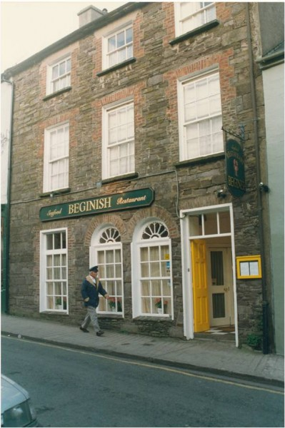 Dingle Beginish restaurant