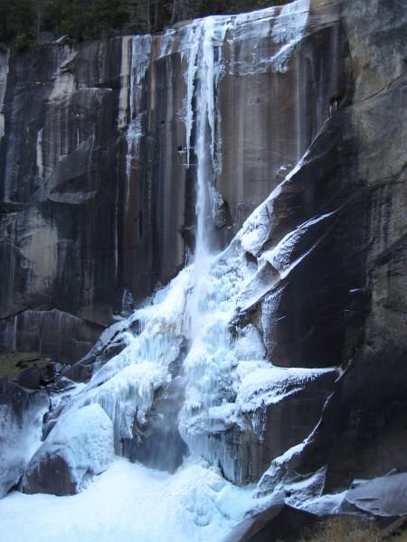 Vernal Falls - 12/27/11