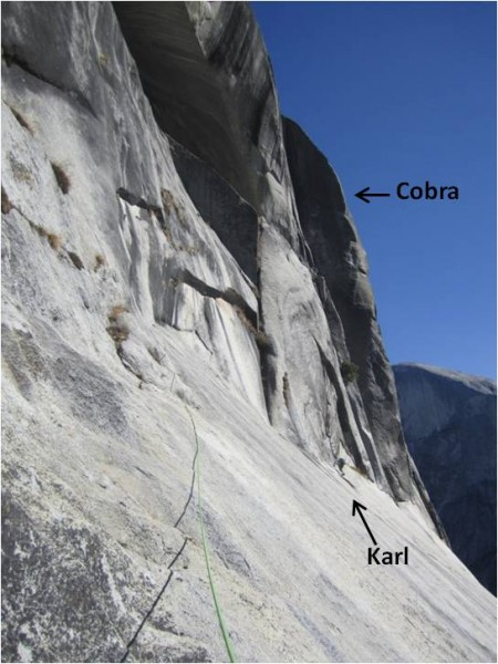 Third Pitch of the Cobra