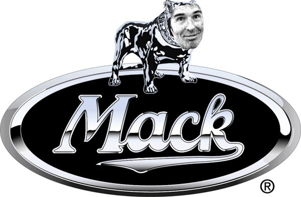 """Dude's the Mack!"""
