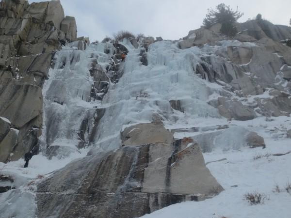 Chouinard falls 12/16/2012