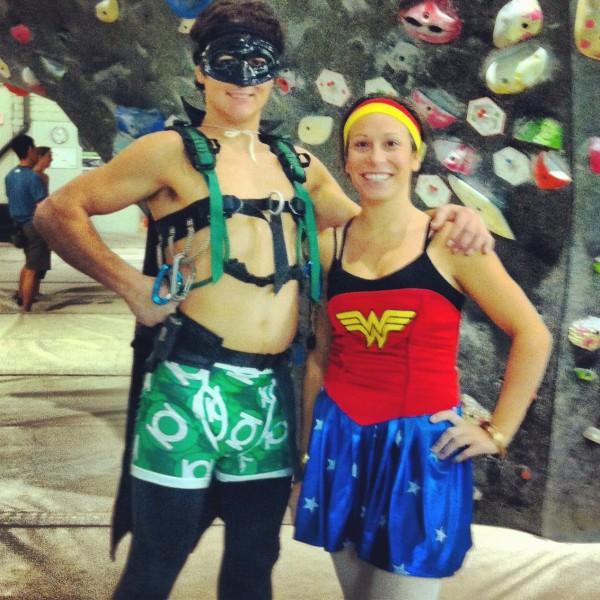 TKC and Wonderwoman