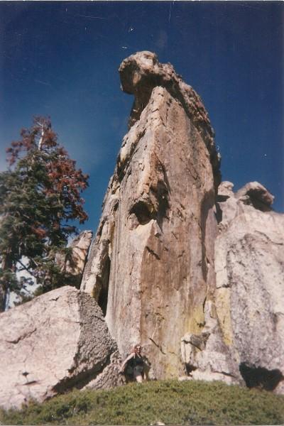 Secret Crag?