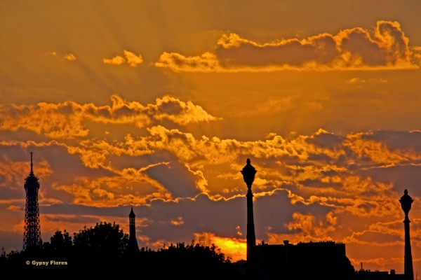 evening in Paris 2011