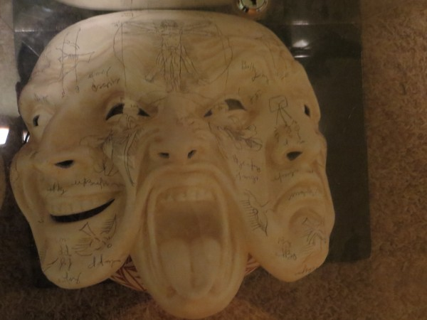Mask from Italy