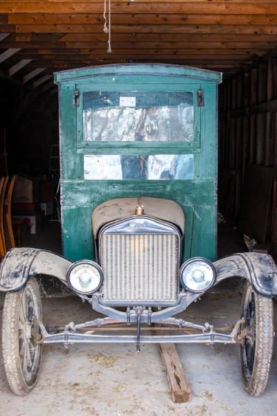 1920 Ford Model TT truck