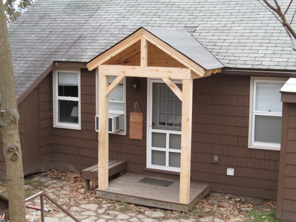 white pine porch ,honeoye lake ,ny