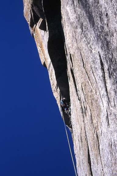 In the Niche of Time, Tehipite Dome, KCNP, CA