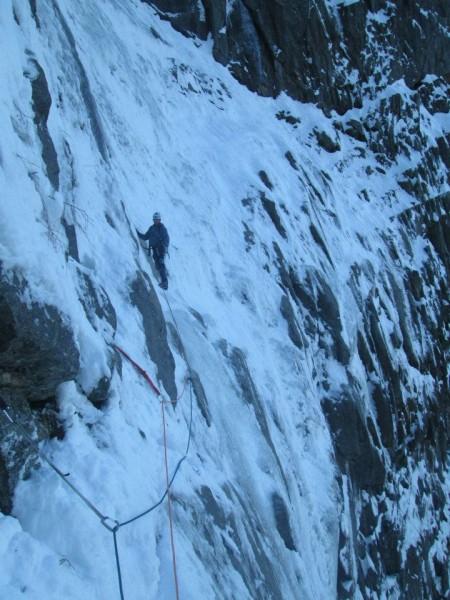 Greg leading