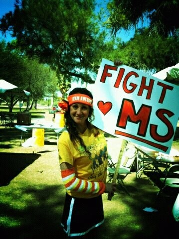 MS Walk 2012 <br/>