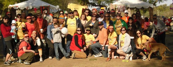 MS Walk 2012 <br/>  <br/> Team AWESOME!   We are the highest fundraising team ...