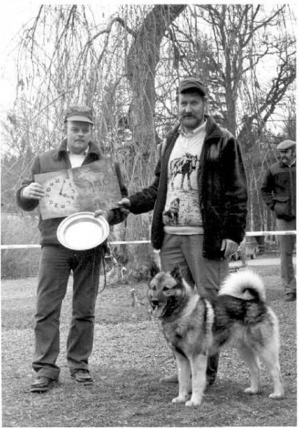BIS 1986 Putte - Owner Rune Frykeskog