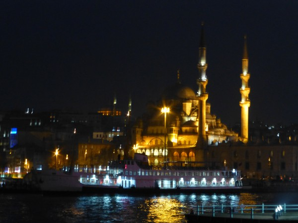 The mosque of Sulyman the Magnificent