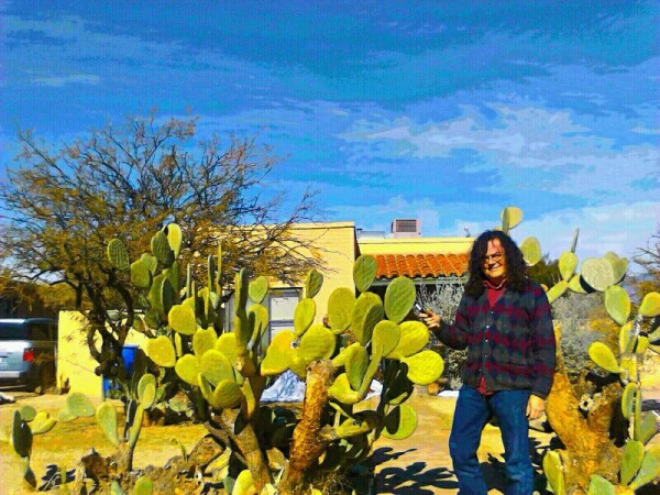 Sunday Morning Blue Sky with my best friend Lopez <br/>