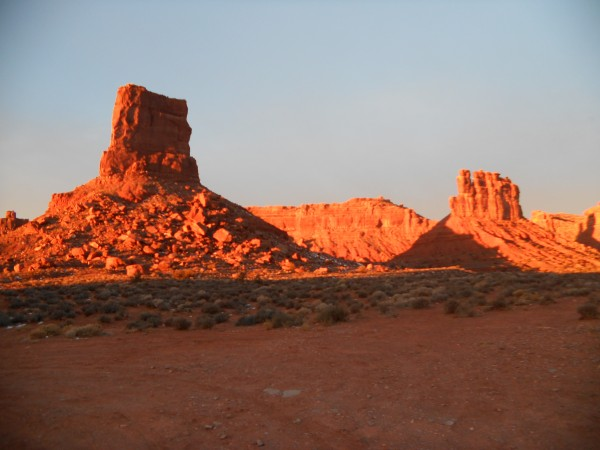 Eagle Plume and Tomahawk towers
