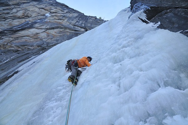Kevin Daniels leading the 5th pitch