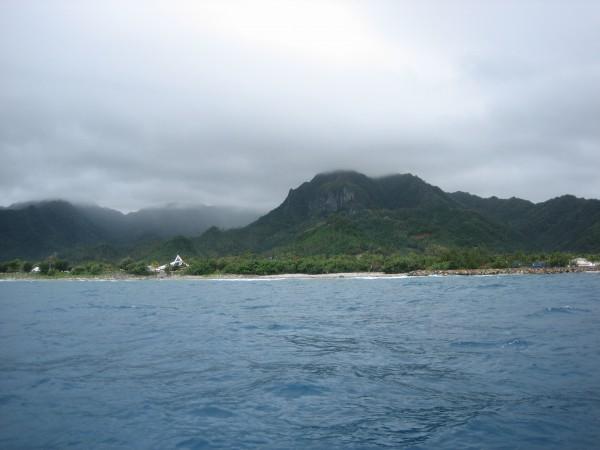 Offshore Rarotonga