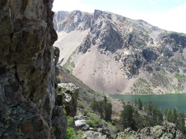 And then God created the Eastern Sierra....every day a new discovery.