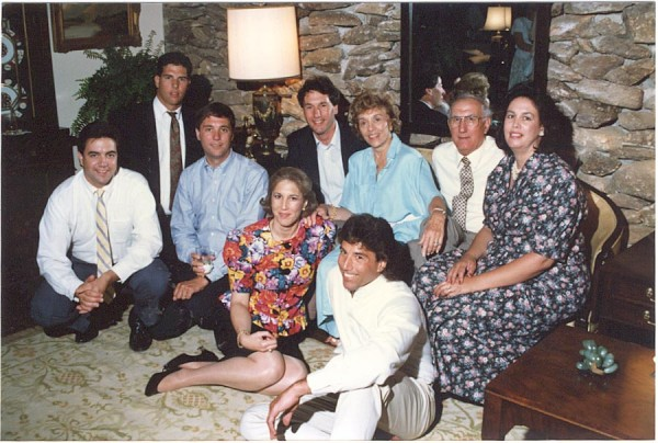 My Dad's retirement party (1989)