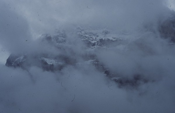 In the opinion of Dumbass, the N Face of the Eiger doesn't exist.