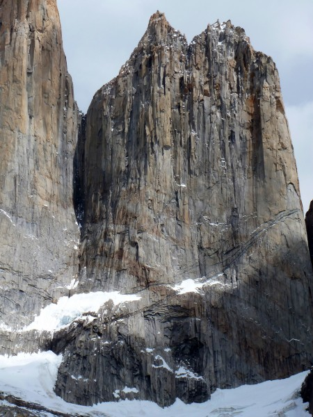 East Face of the North Tower of Paine