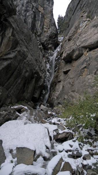 Lahemite Falls, Yosemite Valley CA