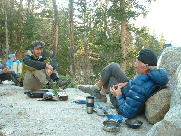 Wind Rivers, August 2012, Jim Speaks; the People (Corey Fleagle aka El...